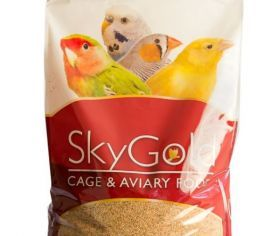 Skygold Quality Budgie Seed 3kg