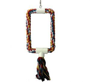 Rope Rectangle Large Swing