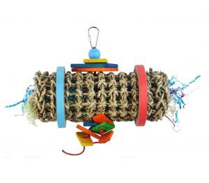 Missile Launch Seagrass Shredding Bird Toy