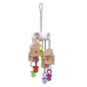 Baby Houses Tug Toy