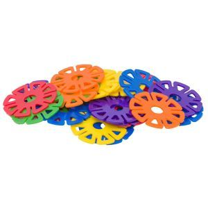 Plastic Cogs Pack 24 - Toy Making Part