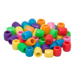 Baby Beads Pack 50 - TOY MAKING PART