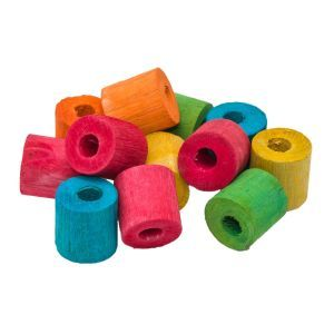 Rainbow Barrels Pack 12 - Wooden Toy Making Part