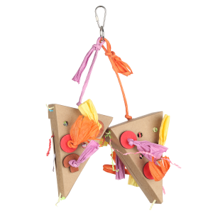2 Slice Pizza Toy Forager