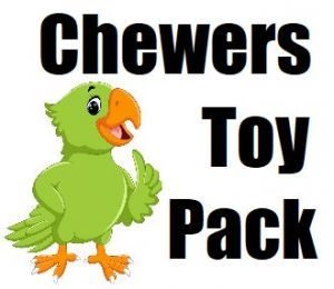 Chewers Toy Pack