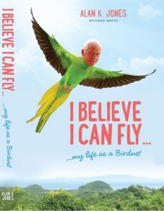 I Believe I Can Fly Book Autobiography Alan K Jones Signed Copy
