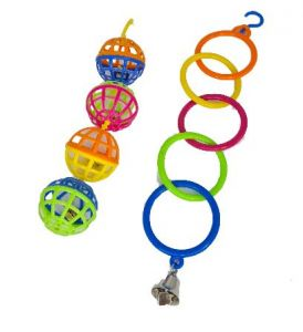 Hoops N Balls Twin Toy Pack