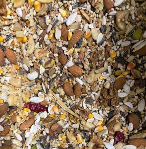 Scarletts Nutty Seed Mix 500g