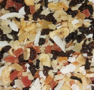 AS320 Dried Fruit Mix 1KG