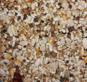 AS5 AMAZON & AFRICAN GREY PARROT SEED - 1KG