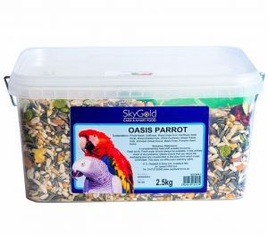 Skygold Oasis Parrot Seed Mix 2.5kg