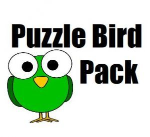 Puzzle Toy Pack