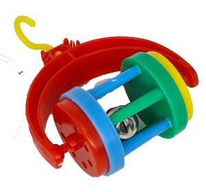 Rolling Bell Plastic Toy