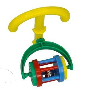 Perch N Spin Budgie Toy