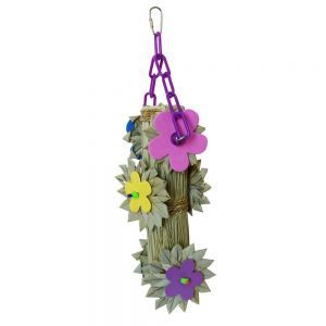 Fab Flowers - Chewable Bird Toy