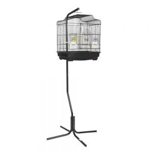 C7  Stand Black - Cage NOT Included