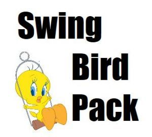 Swing Lovers Toy Pack